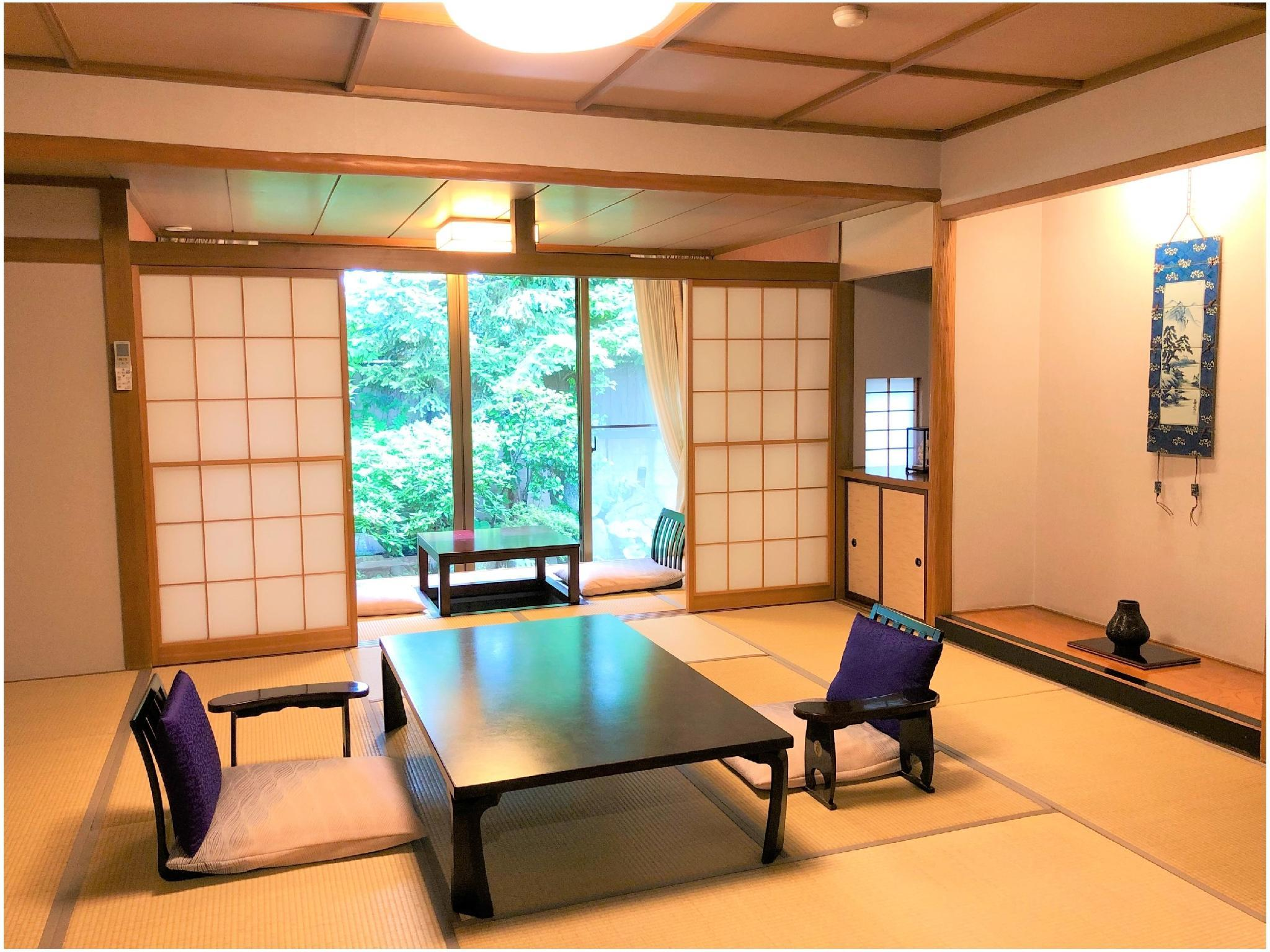 Japanese-style Room with Hiroen Space
