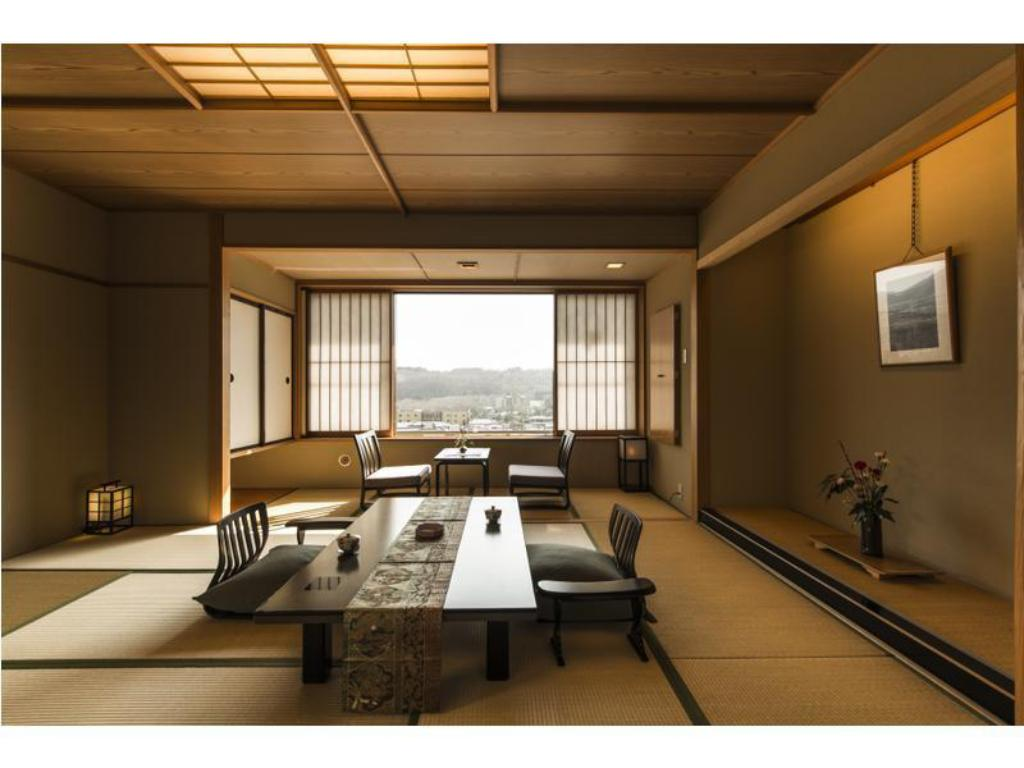 Japanese-style Room (East Wing or Central Wing) - Guestroom Ryokan Sanjiro