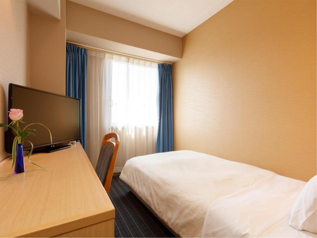 Single Room - Guestroom Hotel Pearl City Akita Kanto-Odori