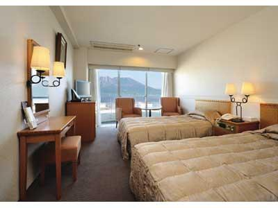 스탠다드 트윈룸A (Standard Twin Room (Type A))
