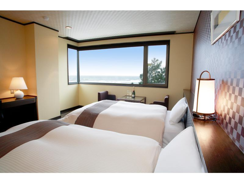 트윈룸 (Designer Twin Room (Ocean View))