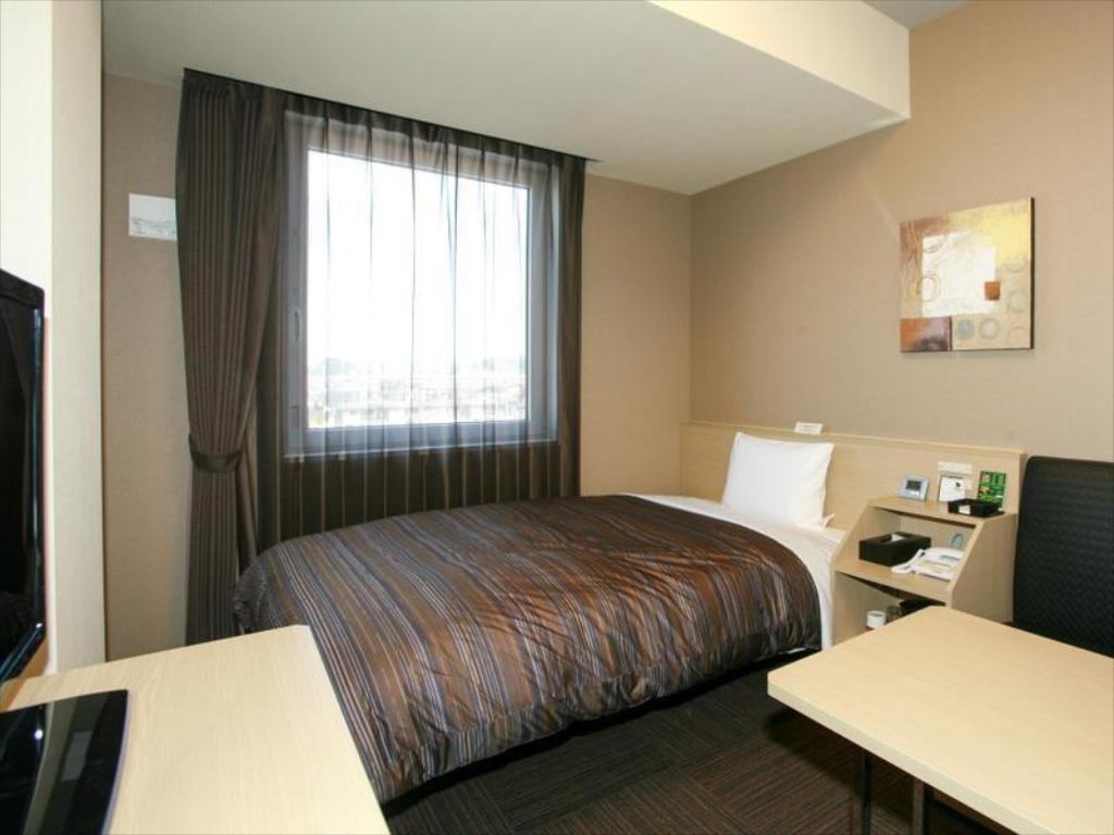 Single Room - Guestroom Hotel Route-Inn Ishinomaki Chuo