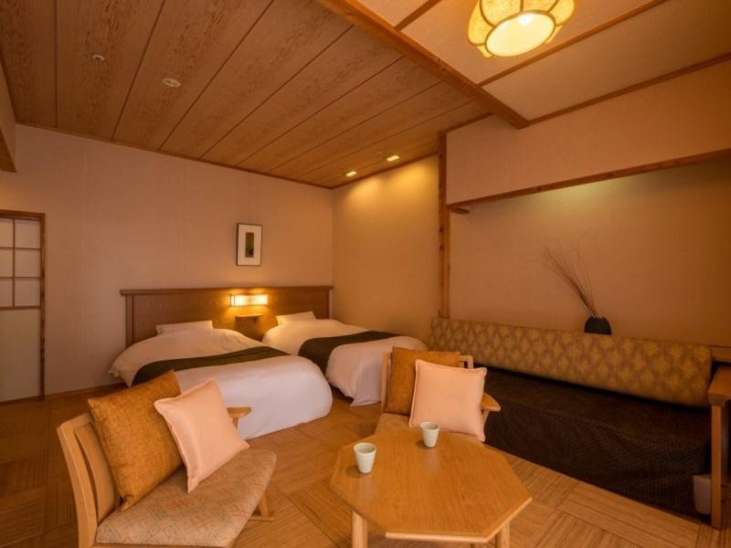Twin Room (Onsen Club)