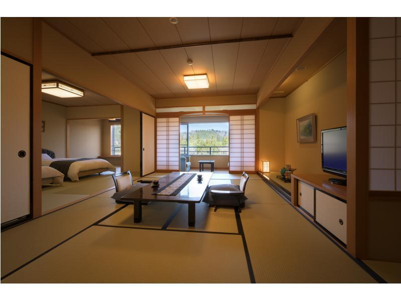 Special Japanese-style Room (Twin Beds)