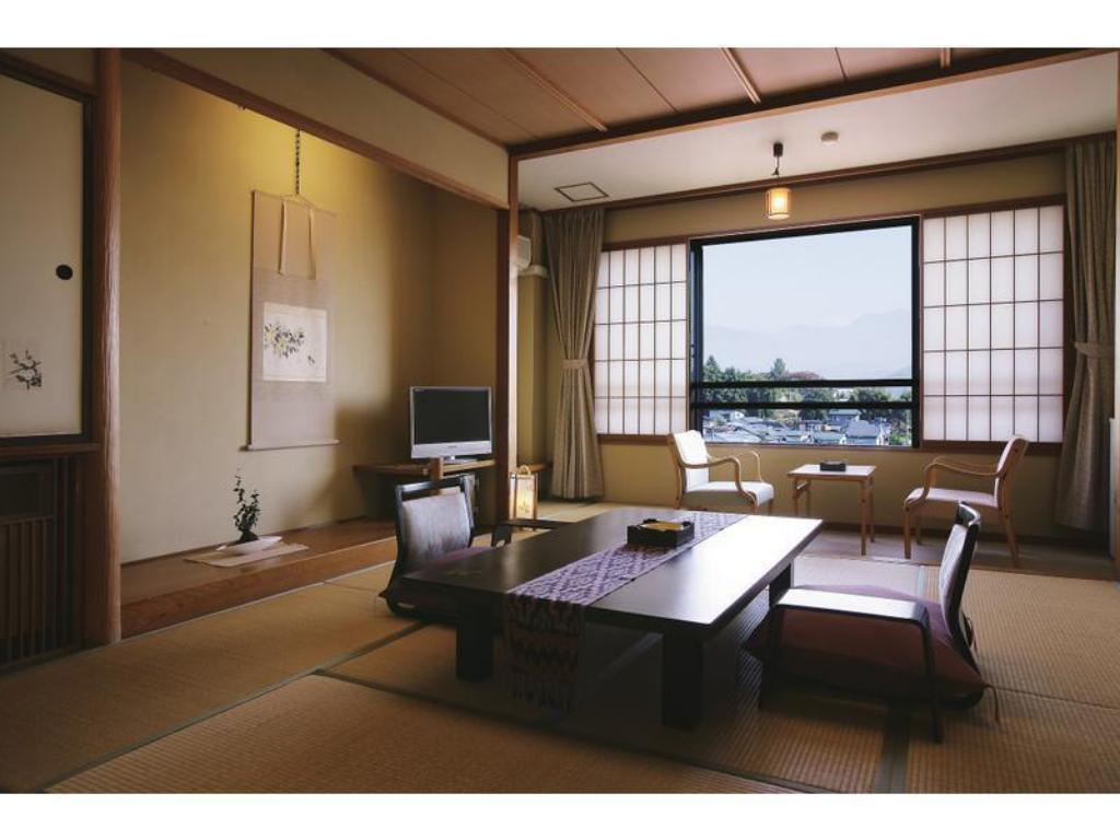 Japanese Style Room - Guestroom Tsukinoike