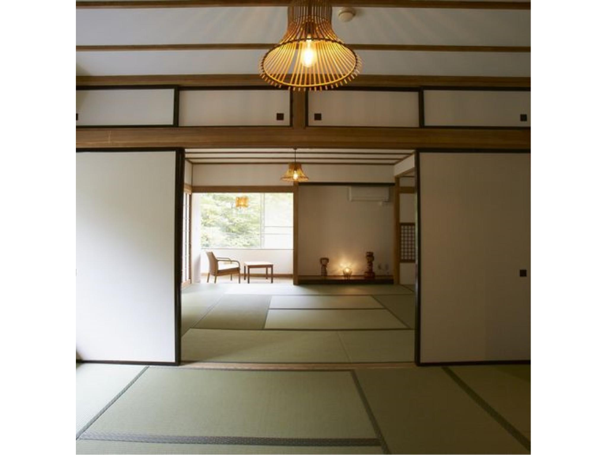 Japanese-style Group Room