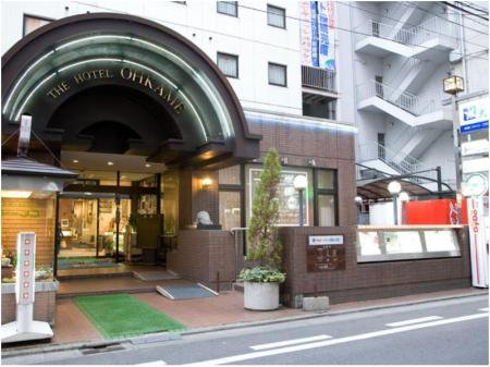 The Hotel Ohkame
