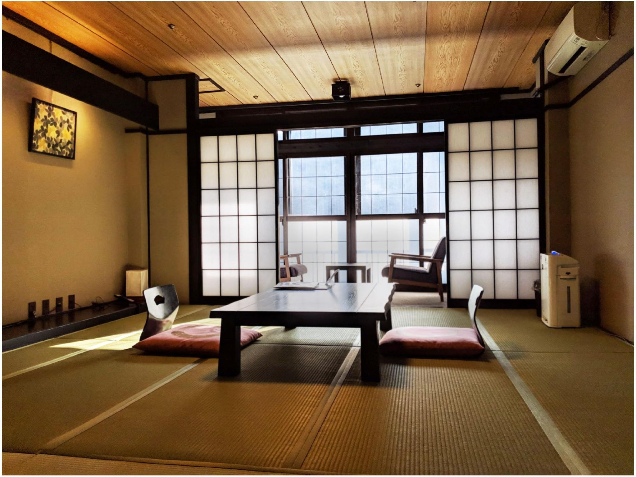 古民家風和式房 (Traditional Japanese-style Room)