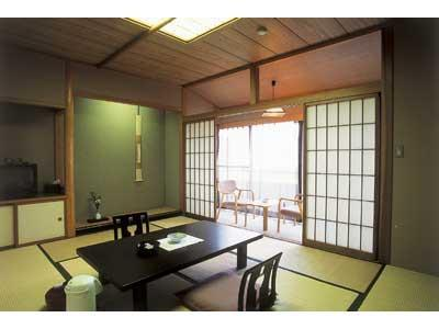 新馆 和式房 (Japanese-style Room (New Building))