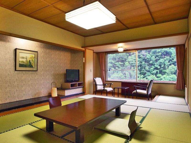 Japanese-style Room (Tsukimitei Wing)