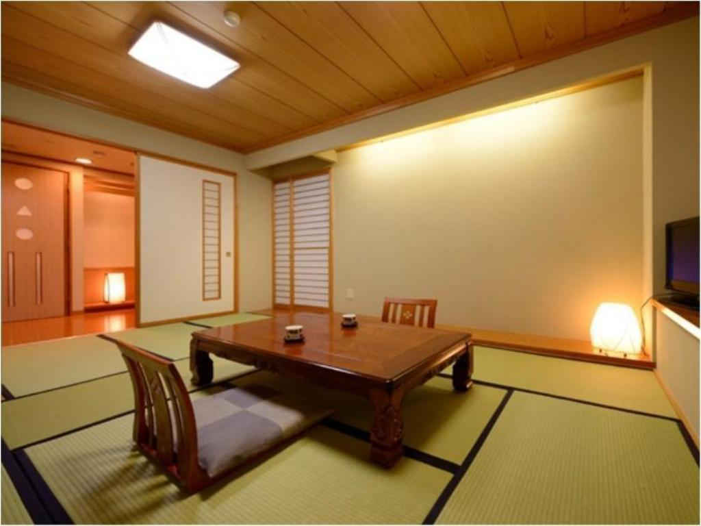 Special Japanese-style Room (Azami Type) - Guestroom Hotel New Palace (Aizuwakamatsu)