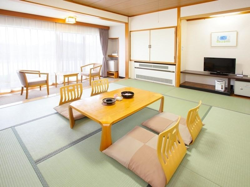 和式房※有厕所 (Japanese-style Room *Has toilet)