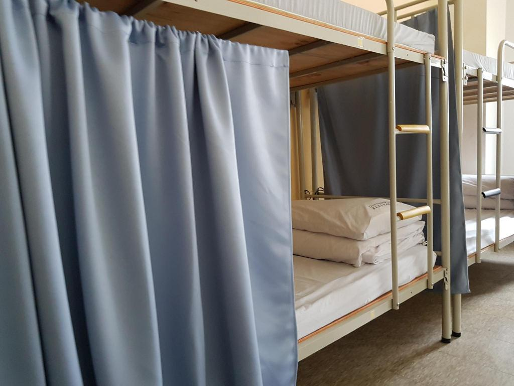 1 Person in 12-Bed Dormitory - Female Only - Bed