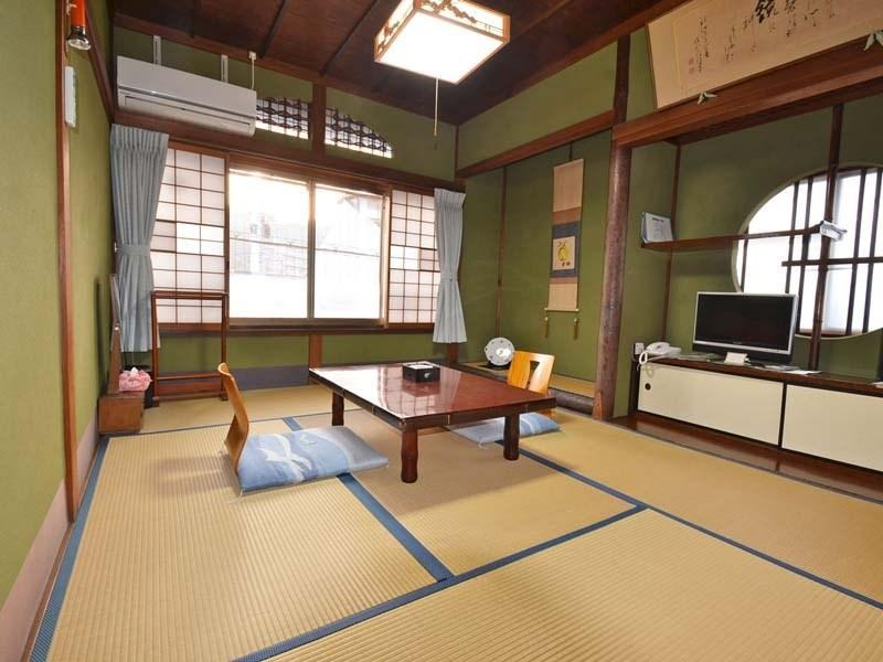和式房※无厕所浴室 (Japanese-style Room *No bath or toilet in room)