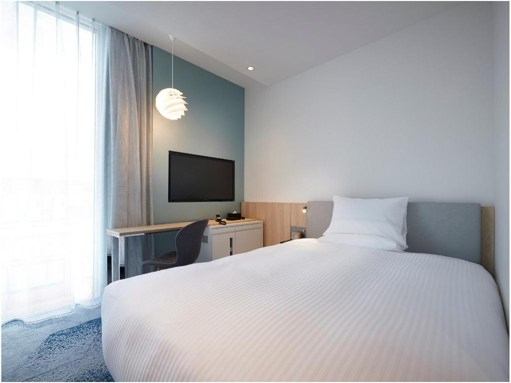 Single Superior Room - Guestroom JR-East Hotel Mets Sapporo