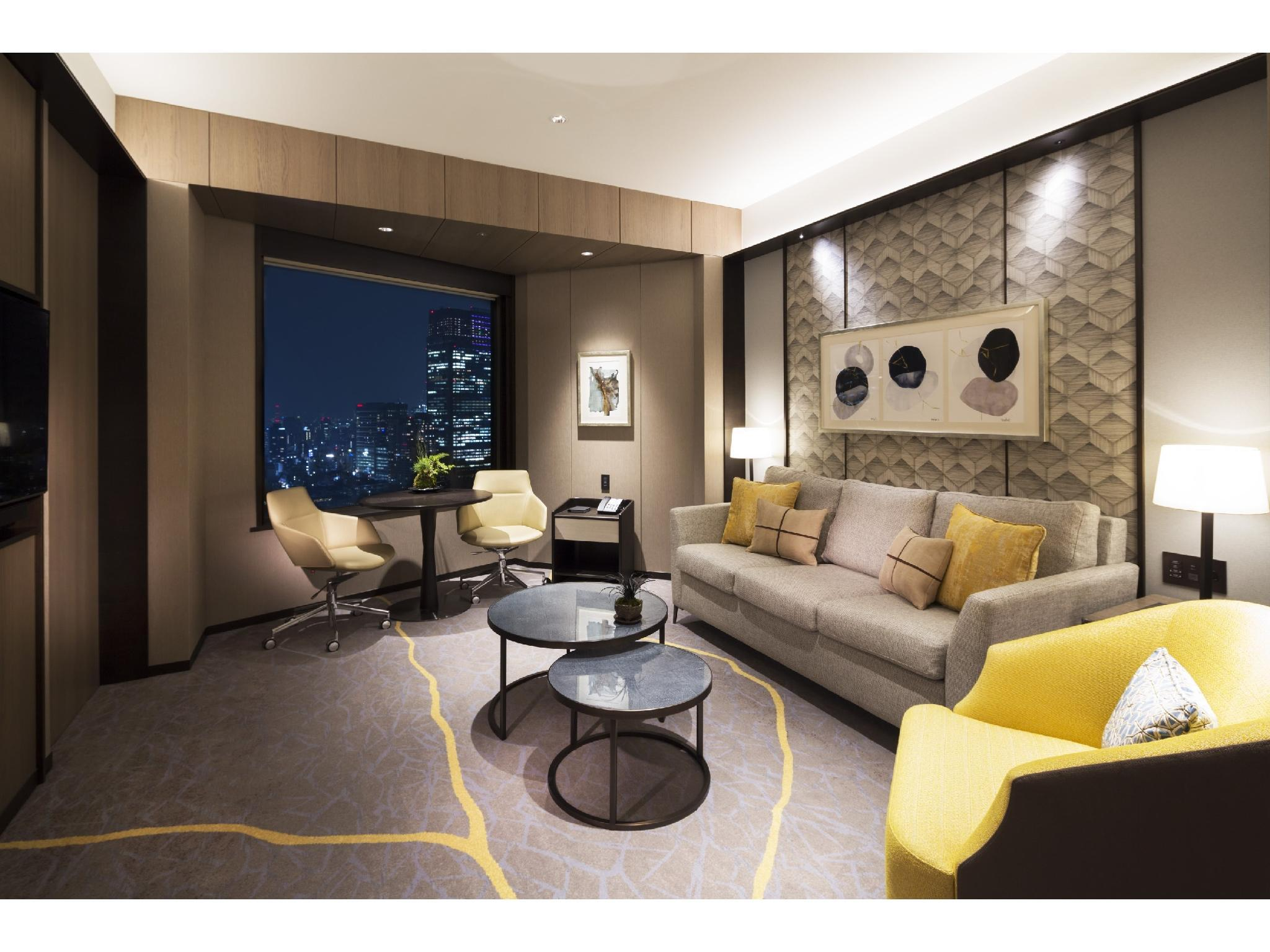 Club InterContinental Executive Suite (Tori Type)