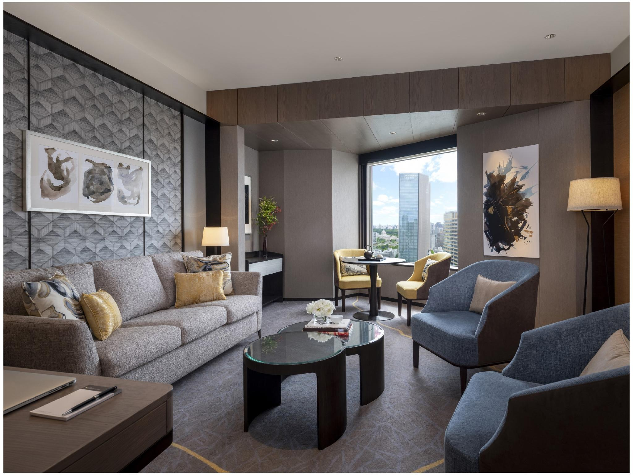 Club InterContinental Luxury Suite (Hana Type)
