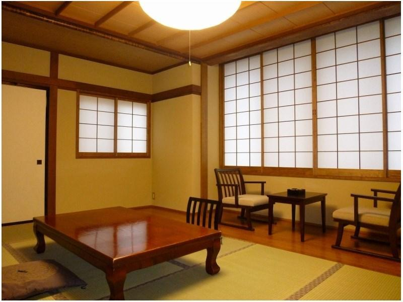 和洋式房(和風洋式房附2張單人床+和式房) (Japanese/Western-style Room (Japanese-style Western Room with Twin Beds + Japanese-style Room))