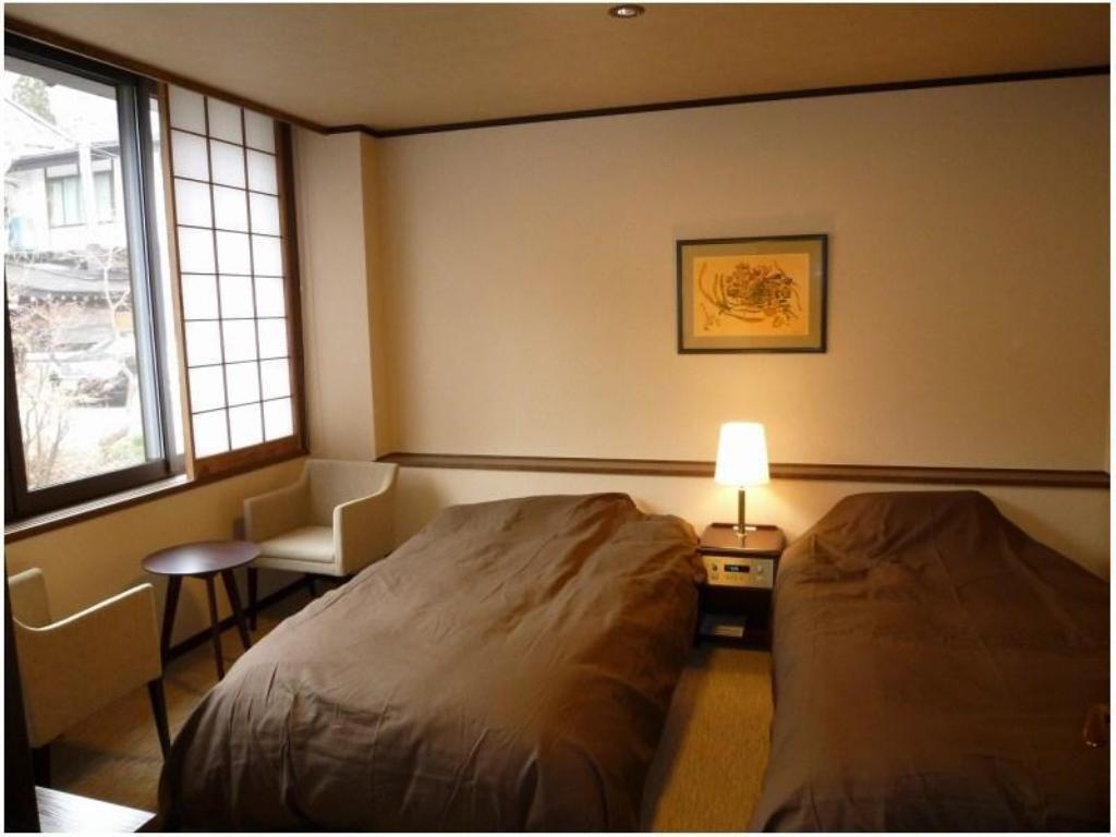 Japanese/Western-style Room (Japanese-style Western Room with Twin Beds + Japanese-style Room) - Guestroom