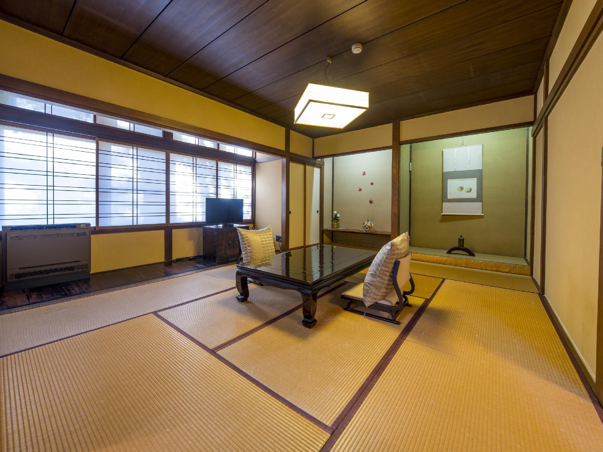 宮の間(本館/60平米)|60平米 (Japanese-style Room (Miya-no-Ma Type, Main Building))