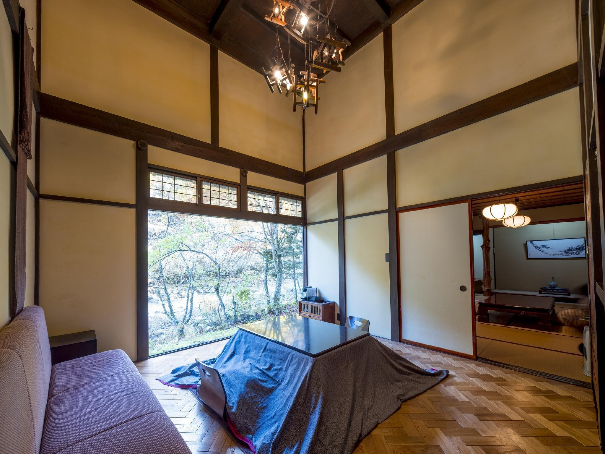 苅安・位山(離れ/茅葺き合掌造り/80平米)|80平米 (Detached Japanese-style Room (Kariyasu Type/Kuraiyama Type))