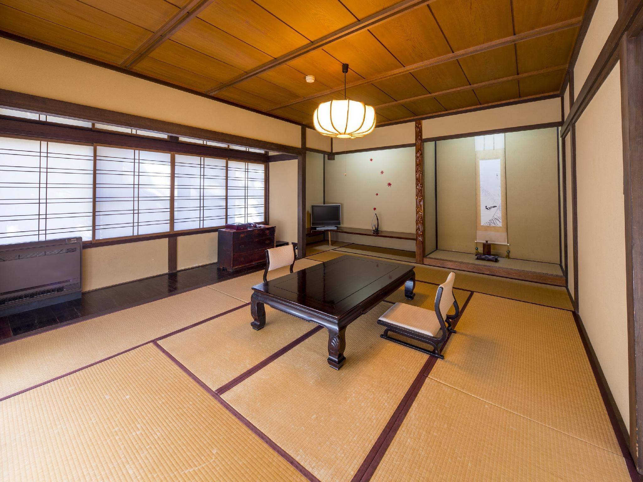 一の宮(本館/83平米)|83平米 (Japanese Style Room Main Building)