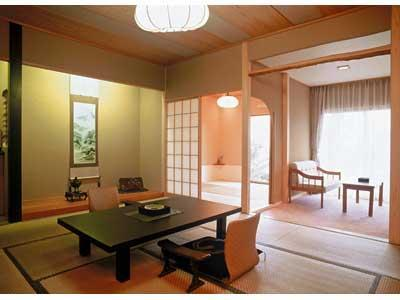 和室|10畳+踏込2畳 (Detached Japanese-style Room)