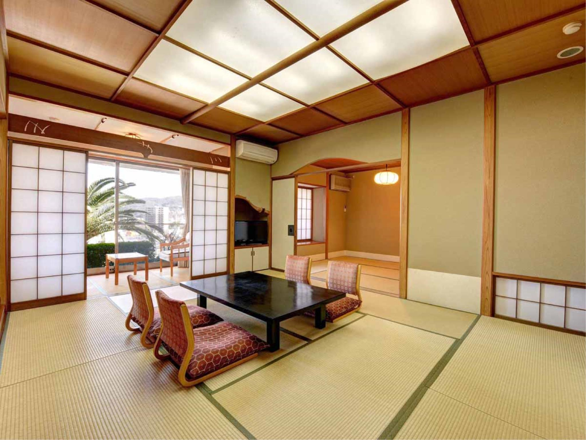 다다미 객실(별채) (Detached Japanese-style Room)