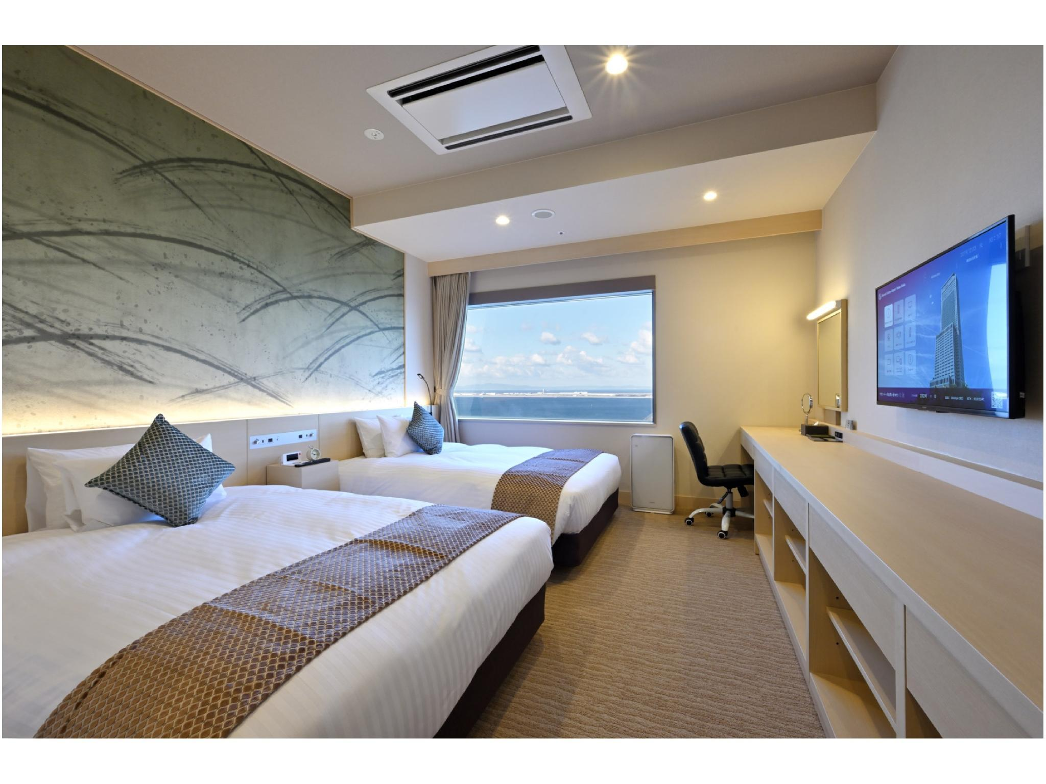 Standard Twin Room (Bay View)