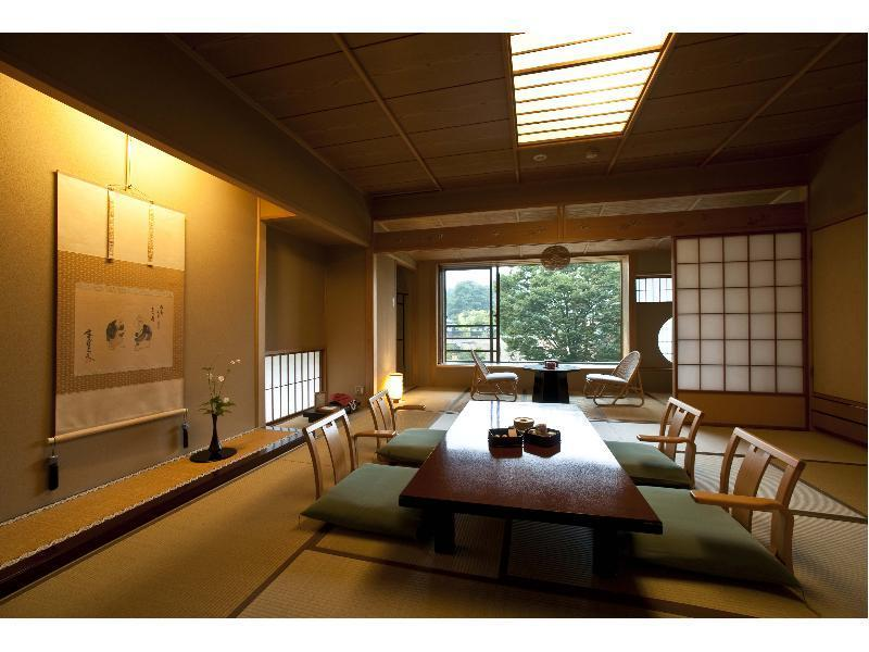 다다미 객실B(남관) (Japanese-style Room (Type B, Nara/Utsugi/Yanagi Type, South Wing))