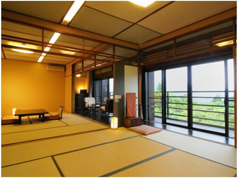 Japanese-style Suite with Indoor Hot Spring Bath