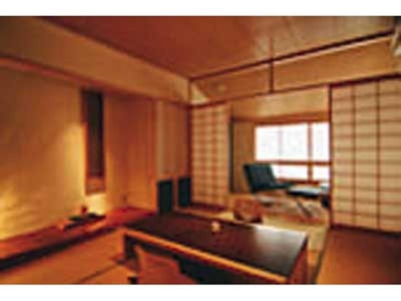 創作風呂付和洋室|6畳+洋間15平米 (Modern/Creative Japanese/Western-style Room (2 Beds))