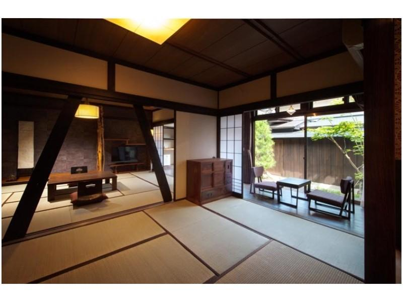 特別室 ろ棟 (露天風呂付)|62.09平米 (Special Japanese-style Room with Open-air Bath (Ro-to Wing))