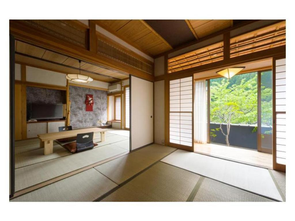Japanese-style Room (Type A, I-to Wing) - Guestroom Kurotake