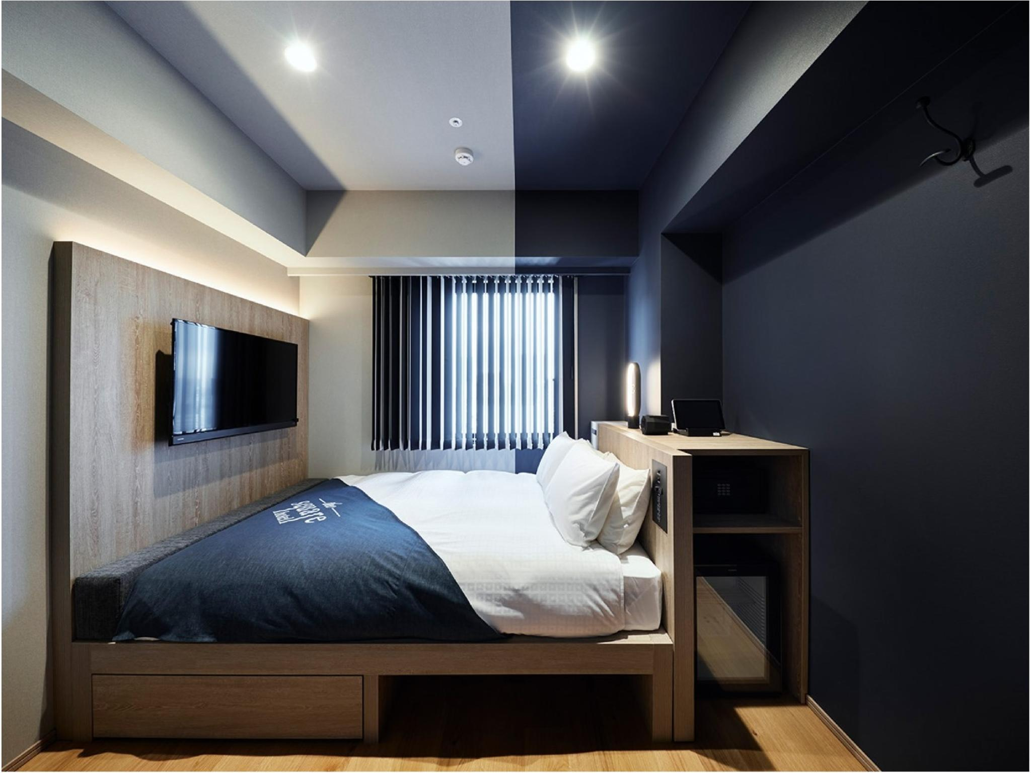 普通雙人房 (Moderate Double Room)