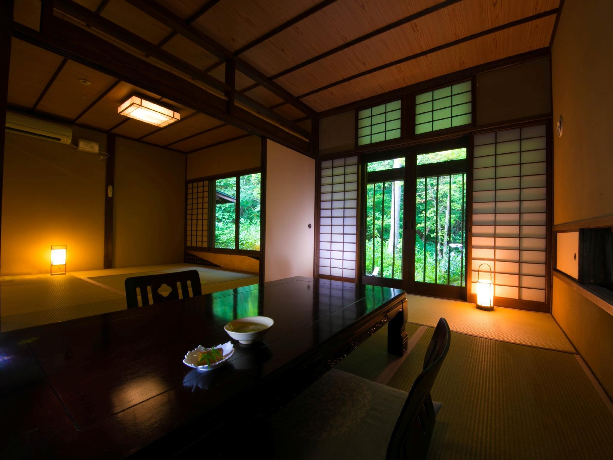 别馆 独立房(特别房A+露天风吕) (Detached Special Room with Open-air Bath (Type A, Annex))