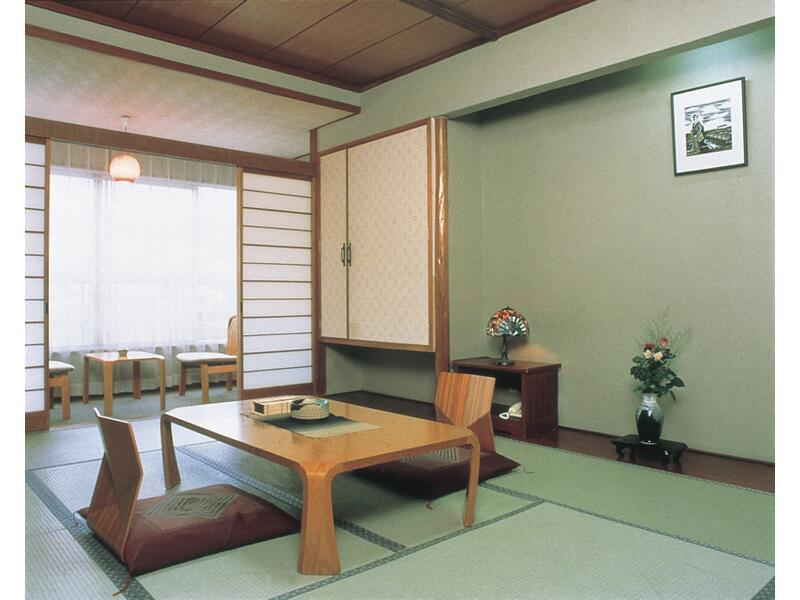 和式房※無浴室 (Japanese-style Room *No bath in room)