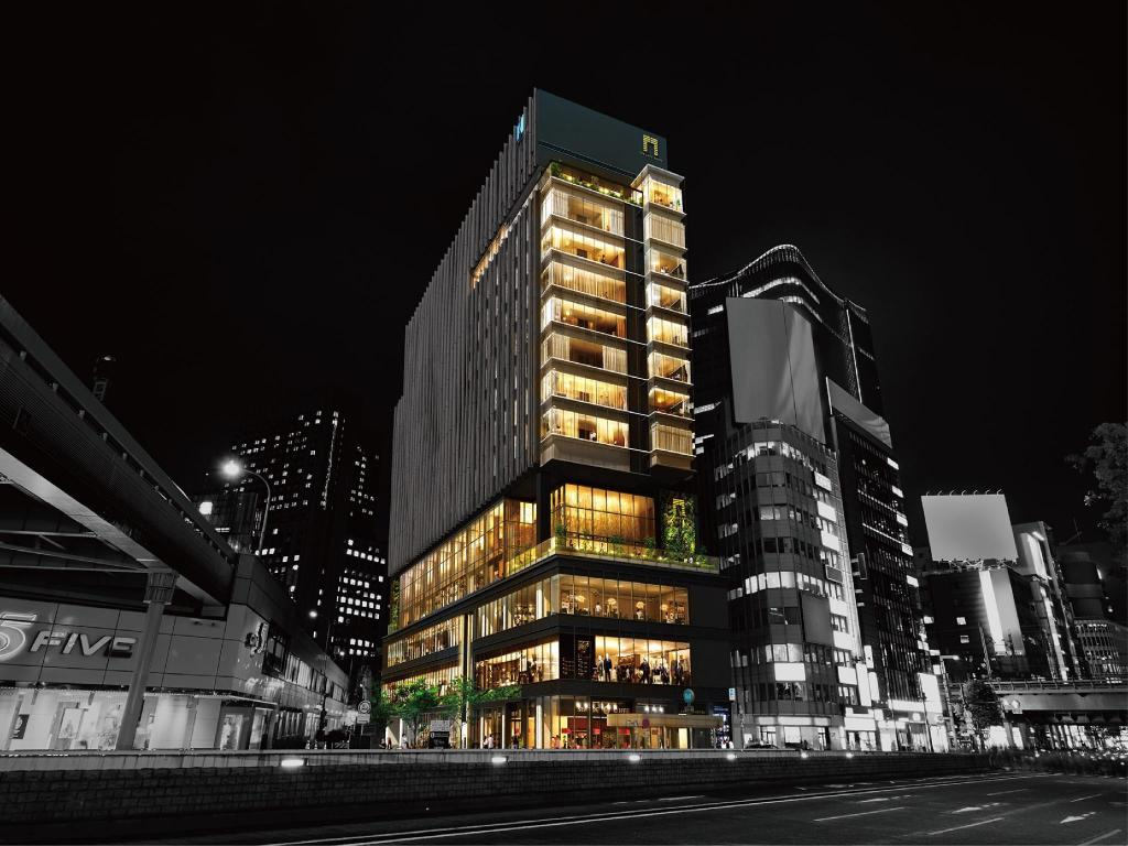 THE GATE HOTEL 東京 by HULIC (The Gate Hotel Tokyo by Hulic)