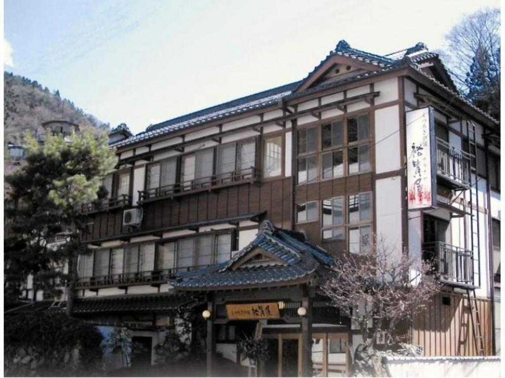 外観 登録有形文化財 大市館 (Registered Tangible Cultural Property Daiichikan )