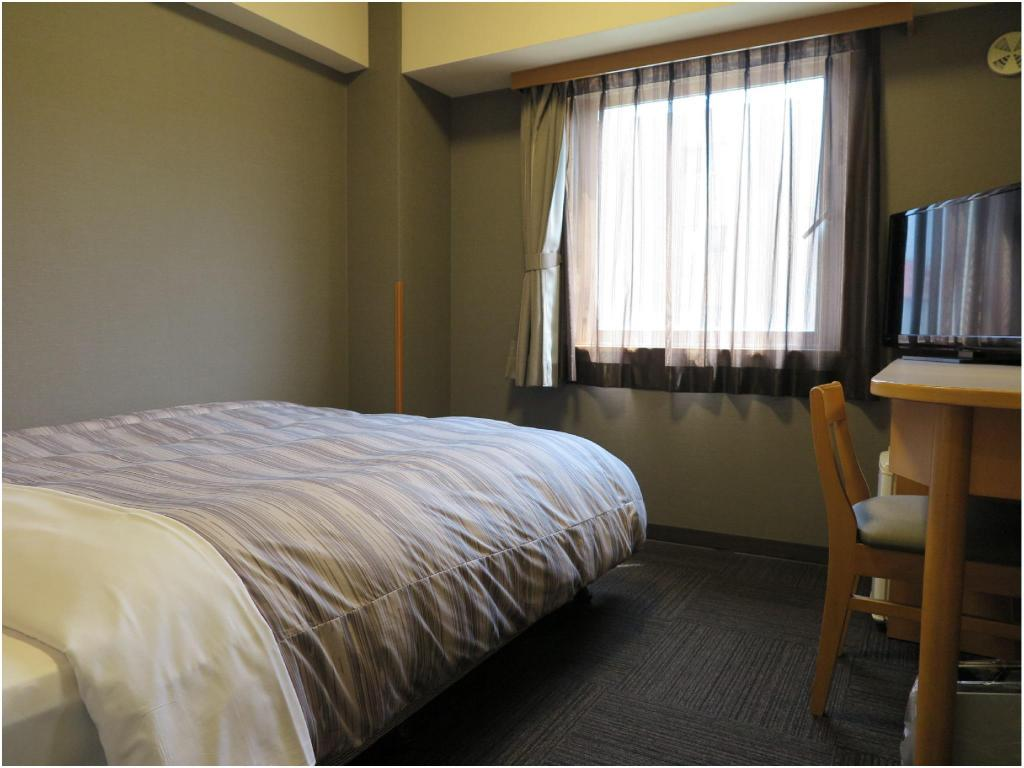 Single Room - Guestroom Hotel Route-Inn Kikugawa Inter
