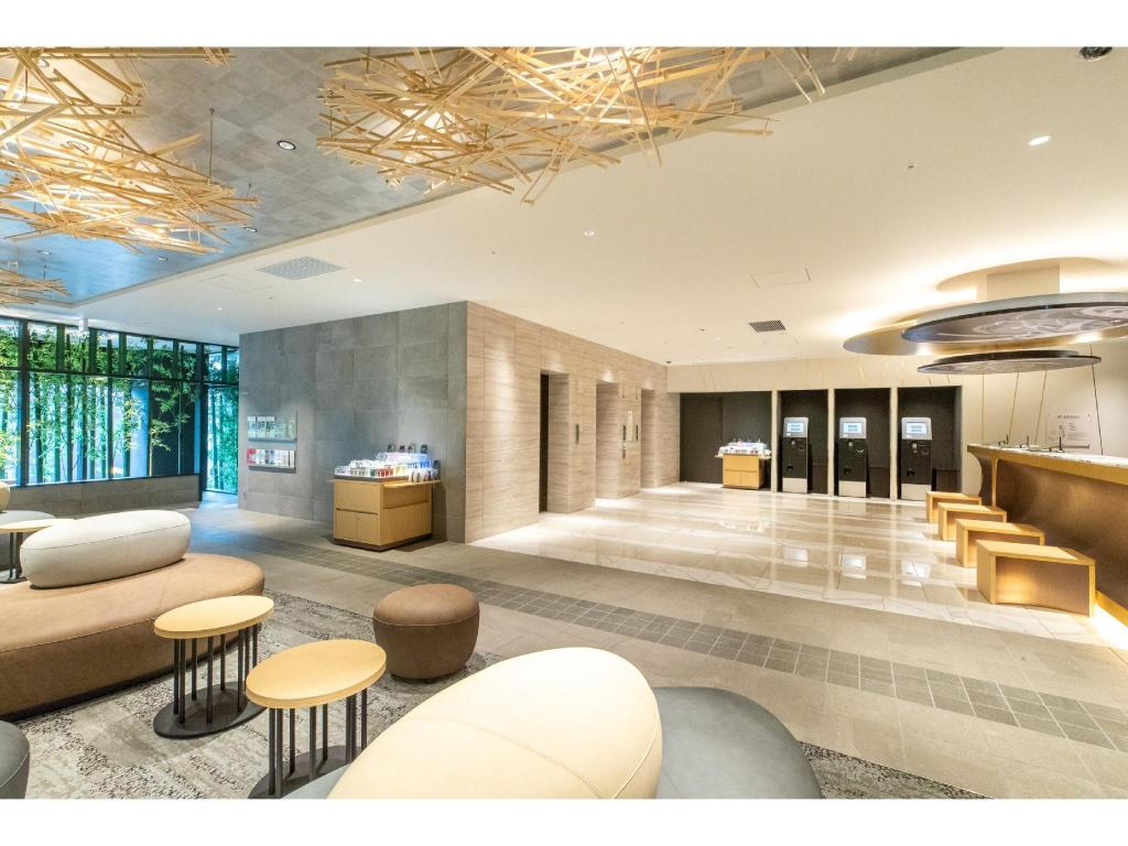 大堂 大和皇家酒店 D-City 名古屋伏见 (Daiwa Royal Hotel D-City Nagoya Fushimi)