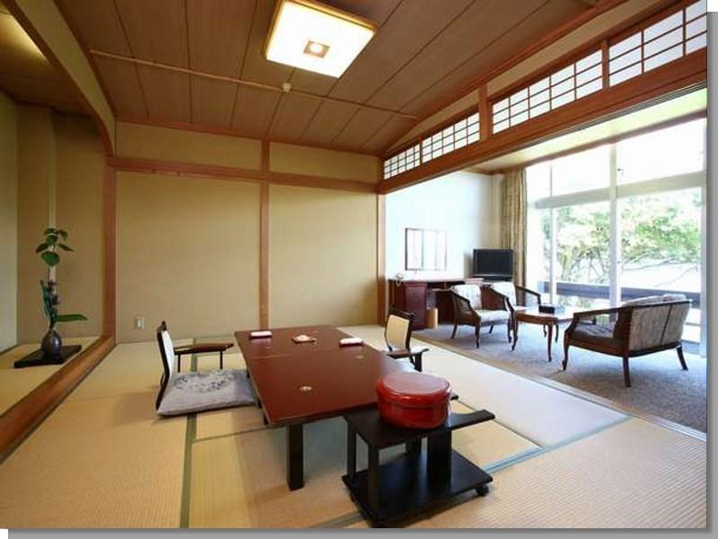 磯客殿 和式房 (2020年4月1日起禁菸) (Japanese-style Room (Iso Kyakuden Wing) (*Non-smoking from 2020/4/1))
