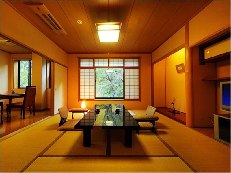 Special Room with Hot Spring Bath (Anzu Type)