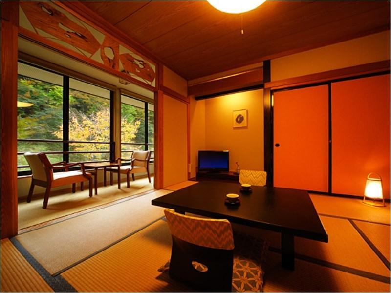 新館 標準和式房 (Standard Japanese-style Room (New Building))