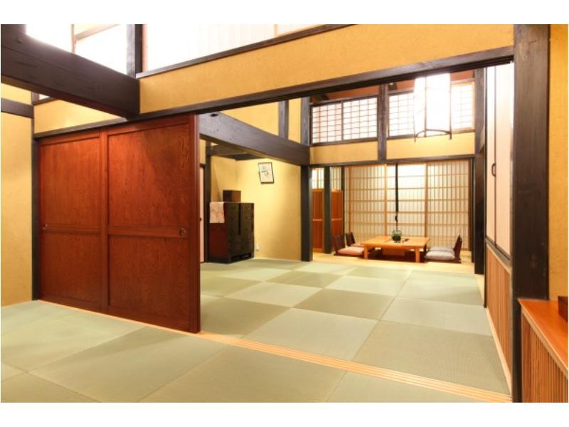 Japanese-style Room (Japanese-style Suite with Open-air Bath (Main Building))