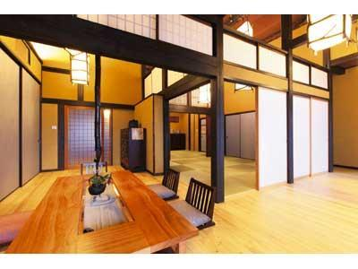 Japanese-style Suite with Open-air Bath (Main Building)
