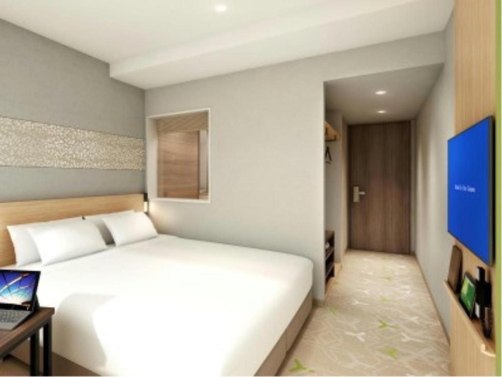 Moderate King Double Room - Guestroom