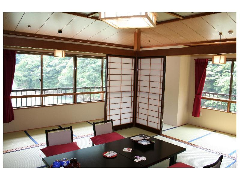 和式房(无浴室) (Japanese-style Room*No bath in room)