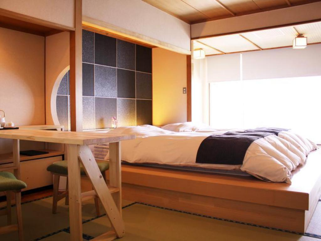 Japanese-style Room with Japanese Bed(s) - 客房