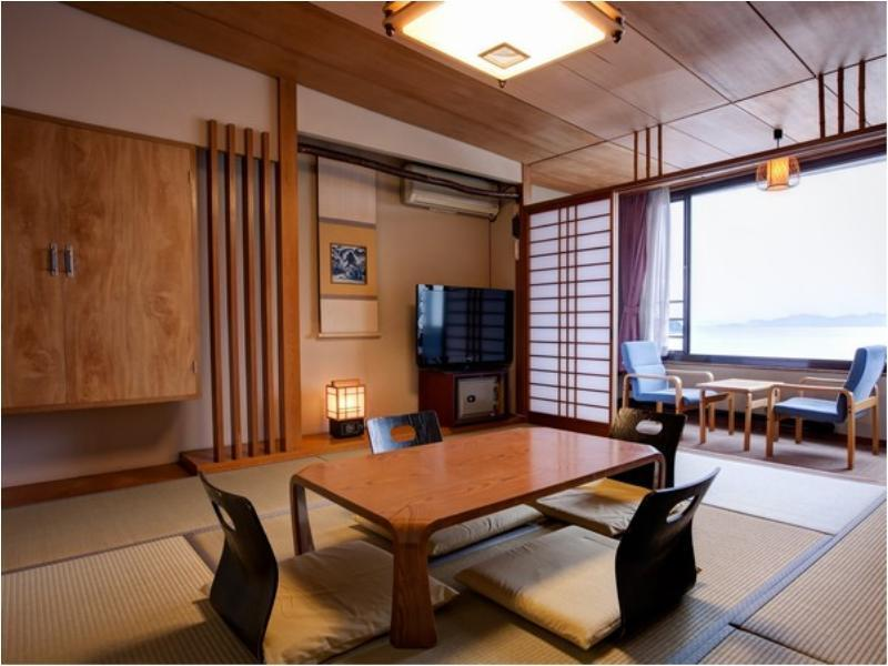 Japanese-style Room (Ocean View, Yuyake-kan Wing)